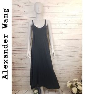 T Alexander Wang Soft Modal Blend Maxi Dress